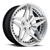 Auto spare parts replica alloy wheel rims for car