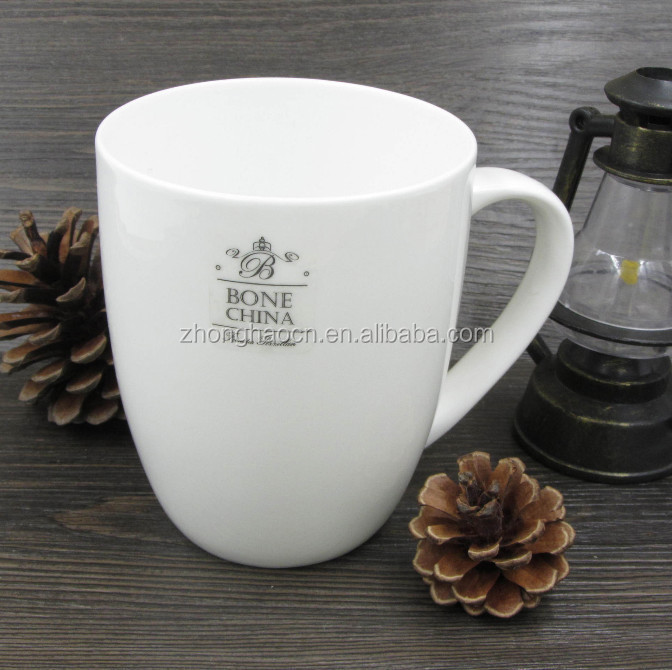 zh5-379 huantai zhonghao A top grade transparent thin wall tranclucence glossy customized design fine new bone china mug
