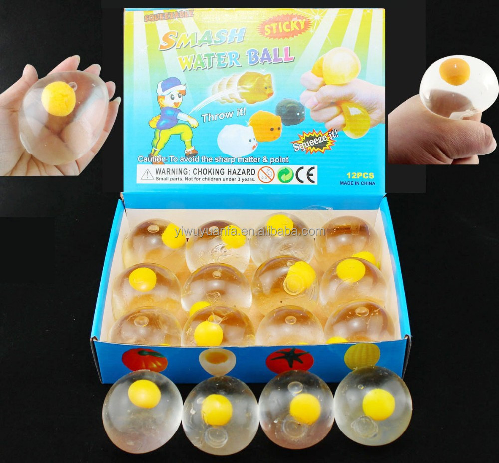 Hot Selling High Quality Egg Splat Ball