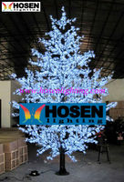 indoor decoration led maple tree lighting led flower tree light