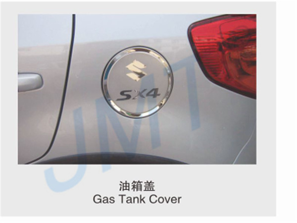 Good quality! car gas tank cover for Suzuki Sx4 (Hatchback)