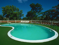 Caboli epoxy waterproof swimming pool paint