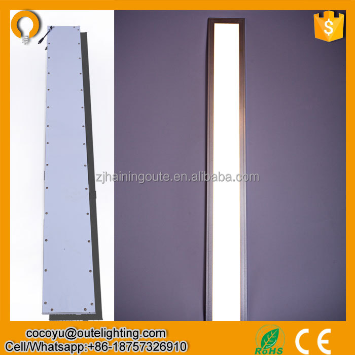 OEM and ODM Factory Kitchen Led Lamp led 300x1200 ceiling panel lighting 40w with meanwell driver