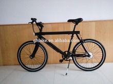 2017 hybird hidden battery aluminium 180W light electric bicycles