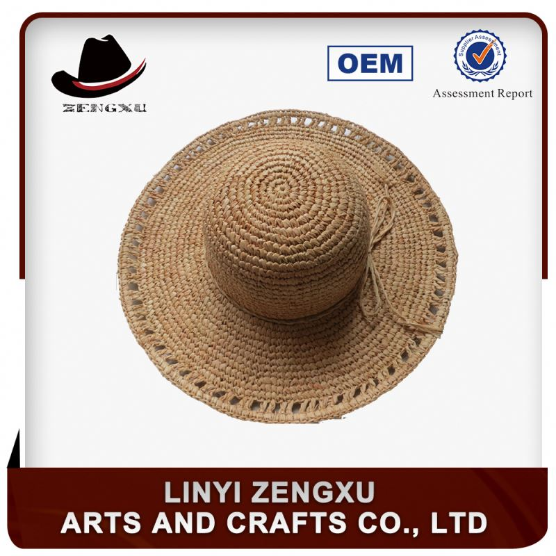 India coolie golf straw hat cheap