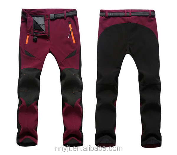 wateproof men pants ski pants