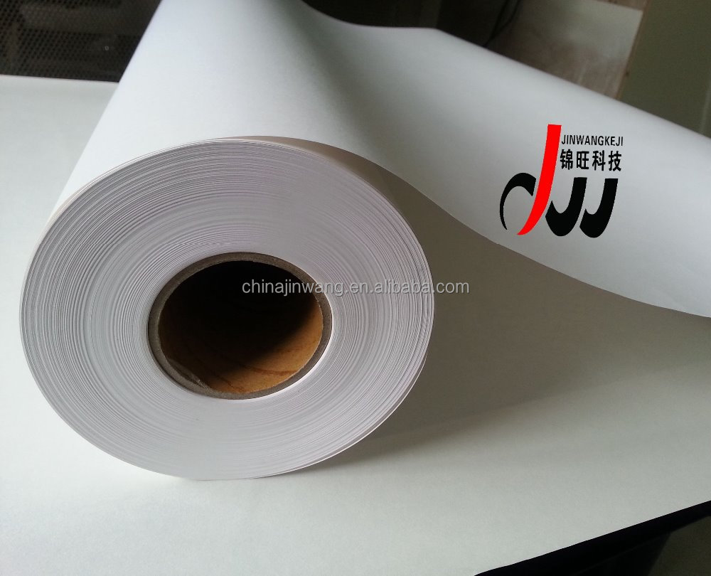 Best Seller China Wholesale Fast Dry Certificated 120g Roll Sublimation Paper
