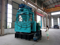 HongXin High Efficiency Professional Briquette Making Machine For Gypsum, Lime, Clay, Iron Powder