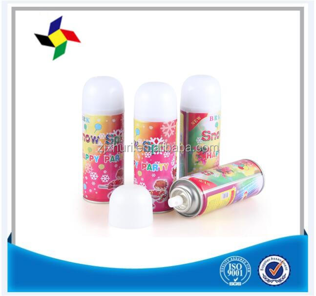 Wholesale perfumed canned wedding decoration snow spray SN212