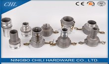 water hose connect stainless steel pipe fitting