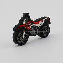 Novelty shape 3d usb memory stick motorcycle usb flash drive 32gb