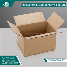 double wall corrugated carton factory direct sale