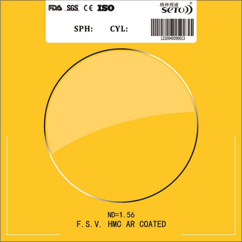 918c22091b9 Cr 1.56 Sv Hmc Resin Lens Optical - Buy Lens Optical