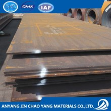 0.20mm-5mm Low Alloy Cold Rolled Galvanized Steel Sheet
