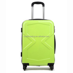 2015 hot selling ABS +PC travel luggage