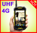 IP68 Dual SIM Phone Snopow M9 LTE Android 5.1 Lollipop mobile phone with walkie talkie UHF