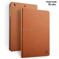 book style leather case for ipad mini leather case,PU+PC material tablet cover