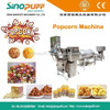 Popular Hot Air Flavored Popcorn Process Line