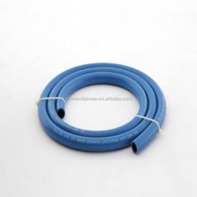 Factory price pvc lpg fuel hose natural rubber hose gas pipe with brass oil hose fitting