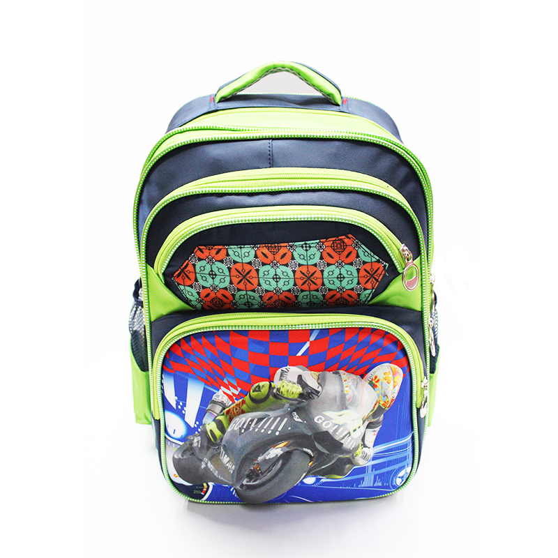 2016 kids school backpack Manufacture sale