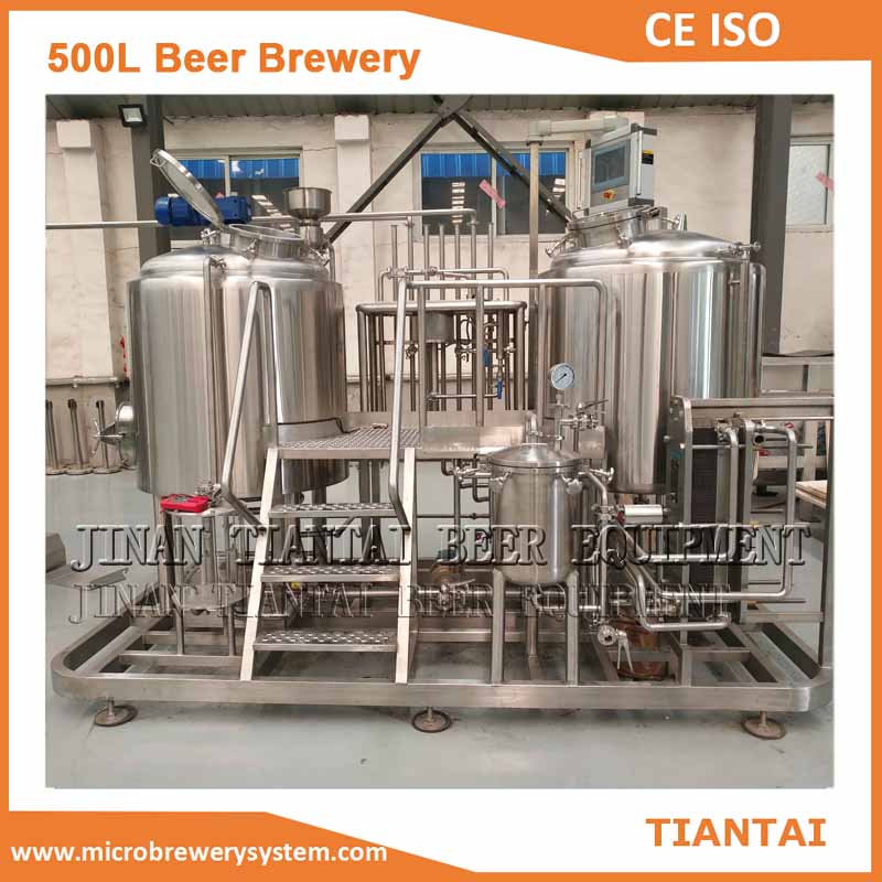 Cost to start a brewery of 1000L/batch