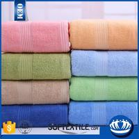 different Custom-logo colorful 100% cotton yarn dyed beach towel