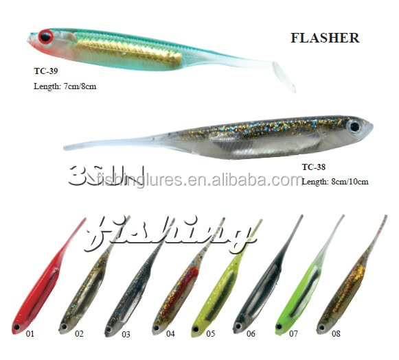 "RM-L4""-XINHE New fishing lure, soft fishing baits"