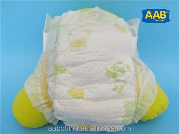 Hot sell China disposable baby diapers