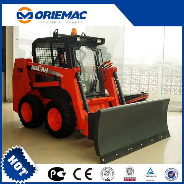 Wecan Brand New Mini Skid Steer Loader GM650C with Lower Price