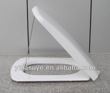 smooth surface toilet seat coverYDA-060