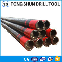 China all size seamless steel water well casing pipe