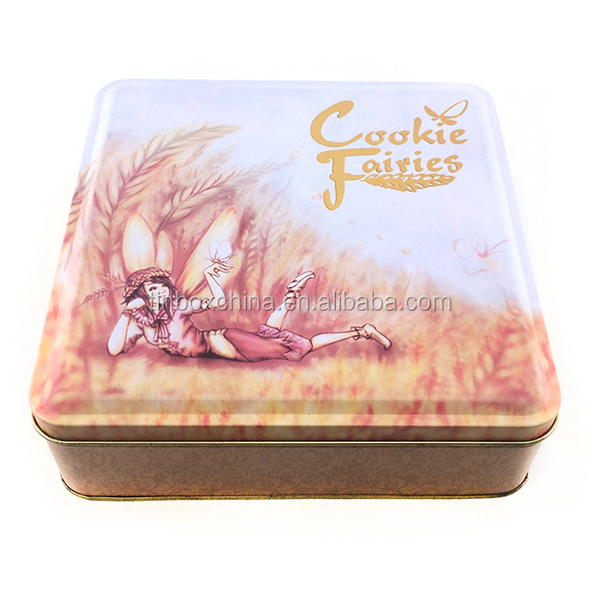 square cookie boxes malaysia tin can manufacturer
