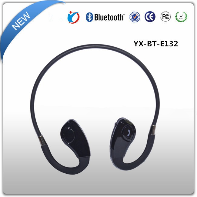Neck-band Sports Bluetooth Wrap Around Earphones for Running,gym,hiking