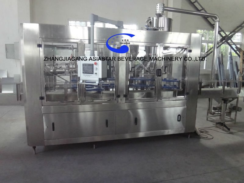Automatic 5L-10L bottled distilled water filling machine