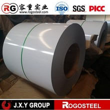 industrial color coated galvanized stell manufacturer