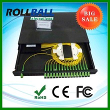 Good quality optical fiber enclosure 1x16 Factory Supply 1x16 PLC Splitter