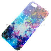 2013 cheap New Galaxy Print Plastic Mobile Phone Cheap Cover