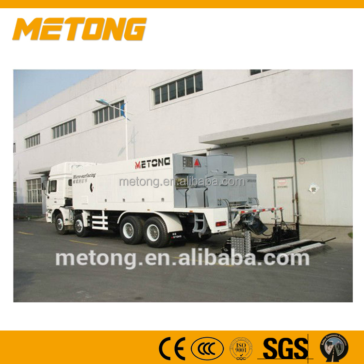 METONG LMT5310TXF High Efficiency Slurry seal paver