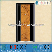 BG-S9008 External mobile home security doors