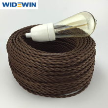 Electrical Wire/Textile Cable/Fabric Cable Cotton Cable Wire color cord pendant light