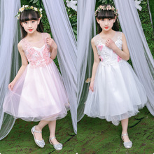 JB7030 Export Europe Summer Kid Clothing Wholesale Girls Princess dress