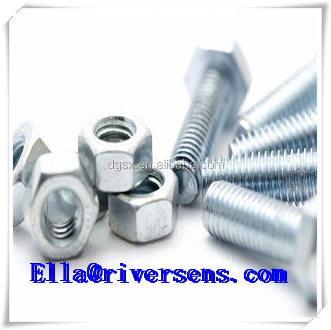 dongguan zinc sus 304 screw /DIN 25200-1997,Screws, bolts and nuts