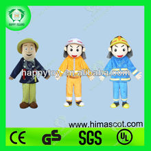 HI CE high quality fireman sam mascot costume for adults,fireman costume,fireman sam costume for adult party
