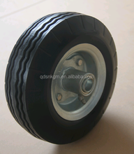 8X2.50-4 high quality pu puncture proof trolley tire