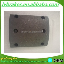 3501N-105 Factory Semi Trailer Rear Axle Brake System Spare Parts Use High Quality Heavy Duty Truck Brake Lining