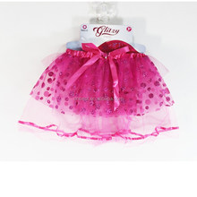 Pretty girls fancy wholesale sexy rose tutu skirt costume ST1030
