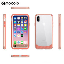 New Plastic Cover Cell Phone For Iphone8 X Plus Tpu Leather Case