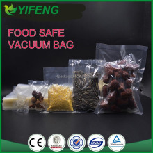 Promotion Transparent Food Packaging Bags