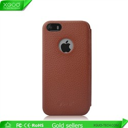 Folio Luxury cover for iPhone 5S handmade luxury cover
