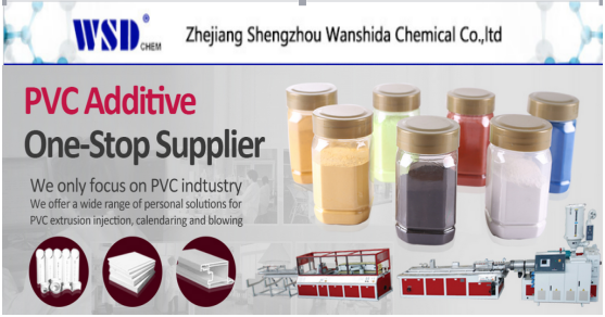 white foaming agent for PVC foaming board